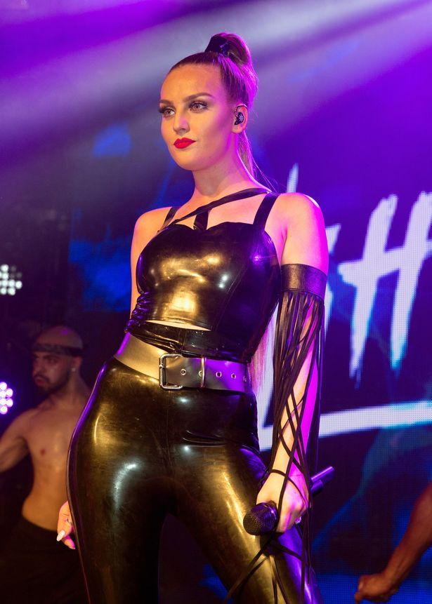 Little Mix Rubber It Up Latex Valentina