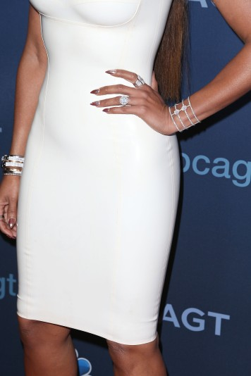 "30 August 2016 - Hollywood, California - Melanie Brown, Mel B. ""America's Got Talent"" Season 11 Live Show Semi-Finals held at Dolby Theatre. Photo Credit: Faye Sadou/AdMedia"