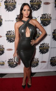 "Premiere Of RLJ Entertainment's ""Kickboxer: Vengeance"" - Red Carpet"