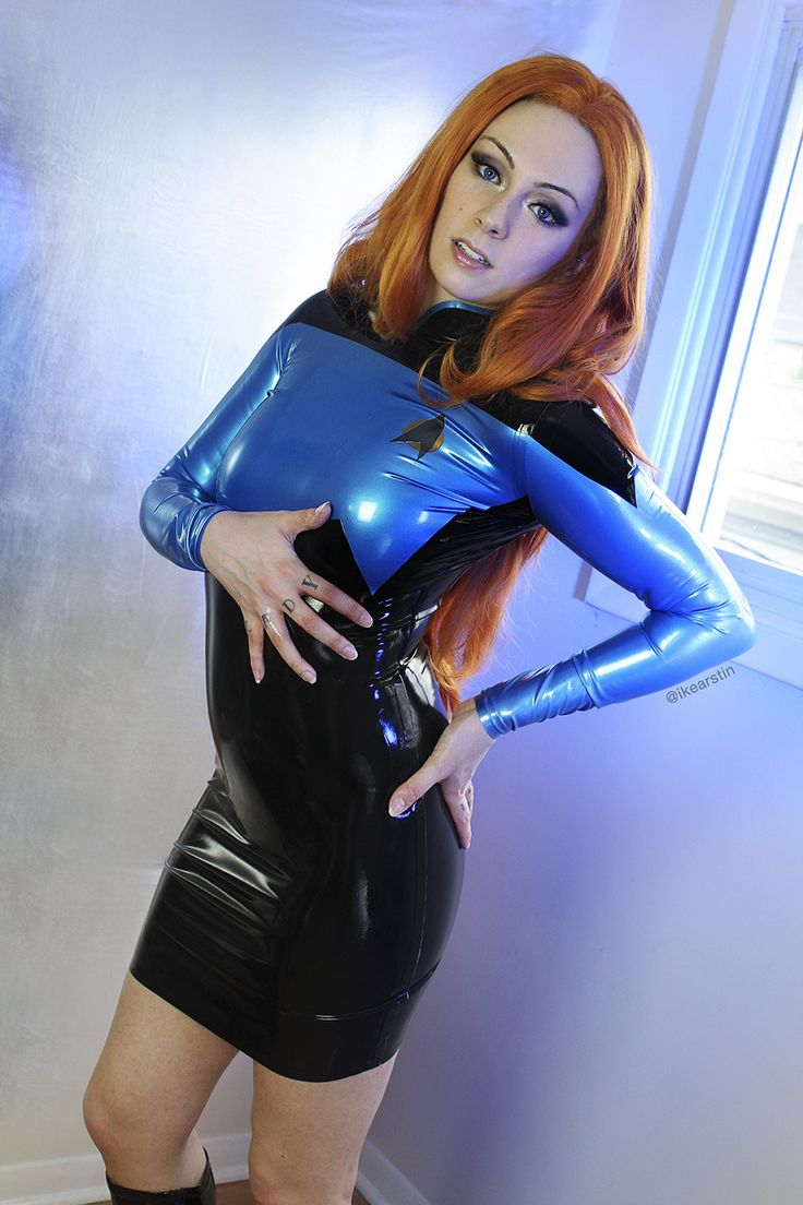 Star trek cosplay sexy all
