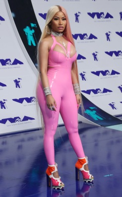 MTV Video Music Awards, Arrivals, Los Angeles, USA - 27 Aug 2017